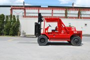 Riggers Special 50,000lb Forklift