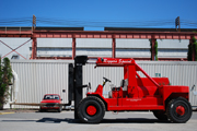 Riggers Special 80,000lb Forklift