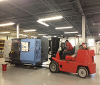 Industrial Plant Services Forklift Services